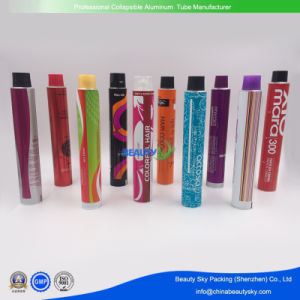 Hair Color Packaging Tube Empty Packing Container Metal Tube pictures & photos