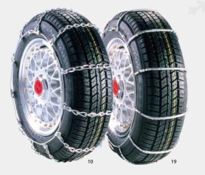 10, 19 Series Snow Car Chains