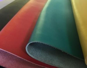 PU Artificial Leather for Shoes, Furniture, Vehicles Upholstery pictures & photos