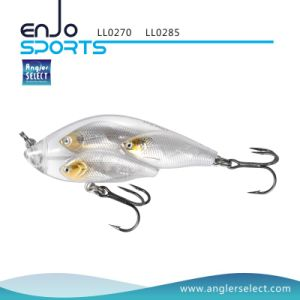 Fishing Tackle School Fish Fishing Lure with Bkk Treble Hooks pictures & photos