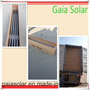 Reliable Cameroun Solar Evacuated Tube Export Agents pictures & photos