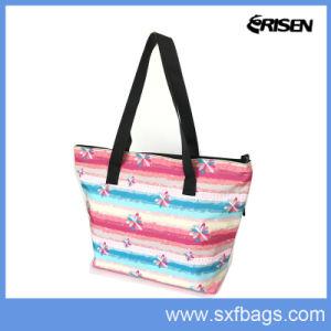 Hot Shopping Bag Portable Travel Bag Waterproof Shoulder Bag pictures & photos