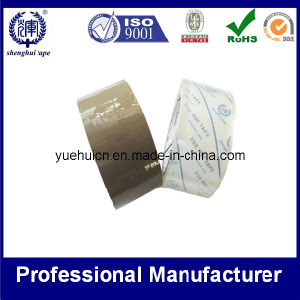 Crystal Clear Low Noise Tape Clear and Tan pictures & photos