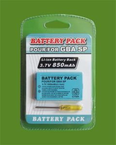Battery for Gba Sp Style No. Gbaspb pictures & photos