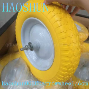 350-8 Export to Italy PU Wheel with High Quality pictures & photos