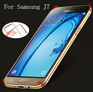 Electroplating Mobile Phone TPU Case for Samsung J7 pictures & photos