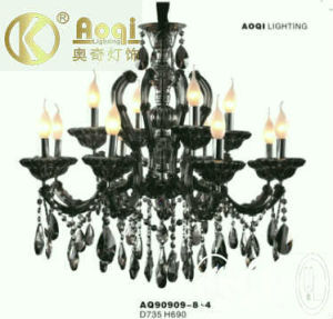 Modern Design Europ Style Crystal Chandelier Lamp (AQ90909-8+4) pictures & photos