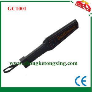 Prison Handy Metal Detector, Body Scanner Gc1001 pictures & photos