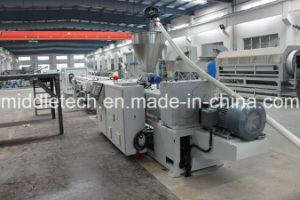 WPC/PVC Pelletizer/Granulation Line Sjz80/156 pictures & photos