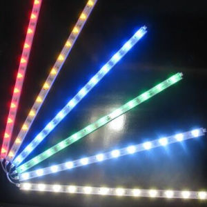 High Brightness 18-20lm/M SMD 5050 Rigid 60 LED Strip (GR-SMD5050-60-12V-1820) pictures & photos