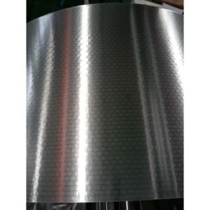 Diamond Embossed Aluminium Household Foil 8011-O pictures & photos
