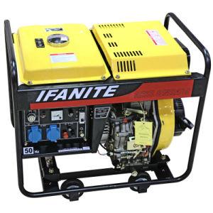 Diesel Generator Set (IDE3500E) /CE