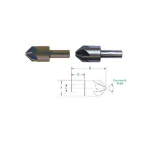 6-Flute Countersinks HSS Cobalt Carbide pictures & photos