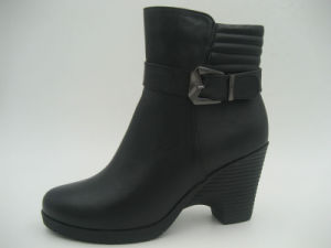 Lady Short Boot Cc39