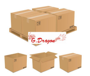 Cardboard Packing Mailing Moving Shipping Boxes Corrugated Cartons (CCB1027) pictures & photos