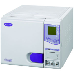 Built-in Printer Dental Autoclave with LCD Display pictures & photos