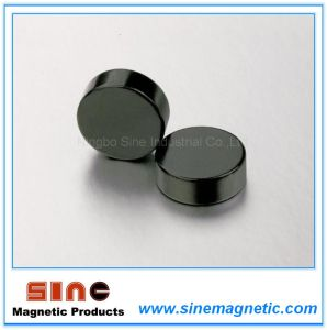 Round NdFeB Magnet with Epoxy Plating for High Temperature pictures & photos