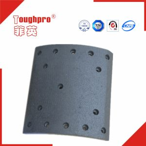 Chinese Heavy Duty Truck Brake Lining EQ153rear pictures & photos