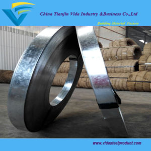 Hot Dipped Galvanized Steel Strip for Cable pictures & photos
