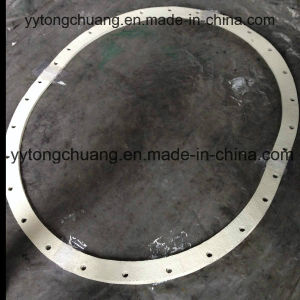 High Temperature Application Fiberglass Gasket for furnace Sealing pictures & photos