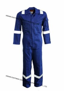Flame Retardant Work Coverall pictures & photos
