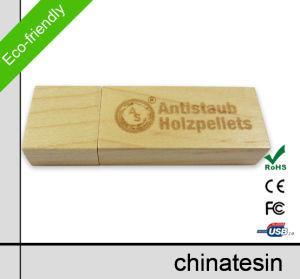 16GB Bamboo USB Flash Disk