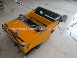 Automatic Wall Cement Plaster Machine with Factory Price pictures & photos