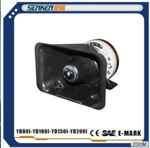 Senken 80W 100W 150W 200W Waterproof Mini Portable Professional Wireless Police Car Use Amplifier Horn Speaker pictures & photos