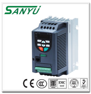 Sy8000g 0.4~400kw High Performance S-Curve VFD 440V pictures & photos