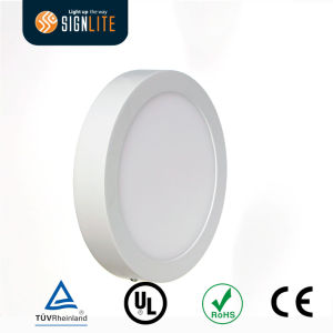 Surface Mounted 6W 9W 12W 15W 18W 24W Round Square LED Panel Downlight pictures & photos