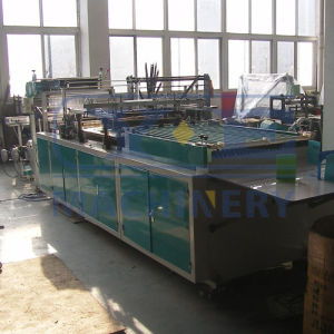 Side Sealing Umbrella Bag Making Machine (SZD-800F) pictures & photos