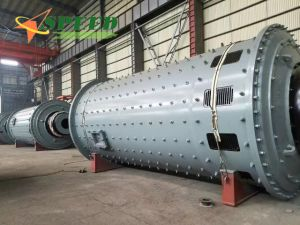 High Efficiency Slide Shoe Ball Mill pictures & photos