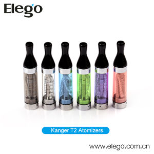 EGO/510 Thread Electronic Cigarette Kanger T2 Cc Atomizer pictures & photos