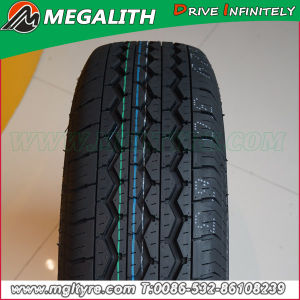 China Popular Pattern Semi-Steel Radial Car Tyre pictures & photos