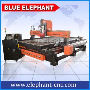 All in One Woodworking Machine, 4 Axis 1530 CNC Router Machine Price, 3D Router for Wood pictures & photos