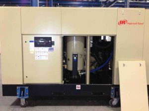 Ingersoll Rand Silent Rotary Screw Air Compressor (ML185 MM185 MH185) pictures & photos