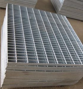 Factory Direct Sale Hot DIP Galvanized Steel Grating Weight pictures & photos