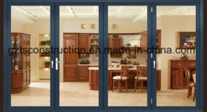 Economical Residential Aluminum Folding Door pictures & photos
