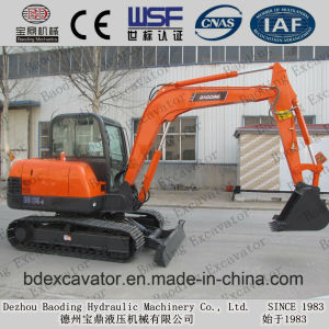 Baoding Machinery Mini-Small Crawler Excavators with Yanmar Engine pictures & photos