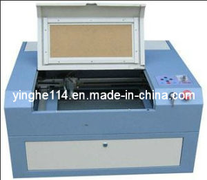 Automatic Mini Laser Engraver 40W Yh-58 pictures & photos