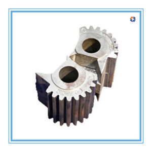 CNC Machining Part for Brass Bevel Gear pictures & photos