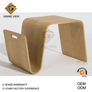 Designed Furntiure Scando End Wood Table (GV-SET16) pictures & photos