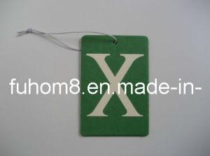 Hanging Freshener, Custom Paper Car Air Freshener pictures & photos