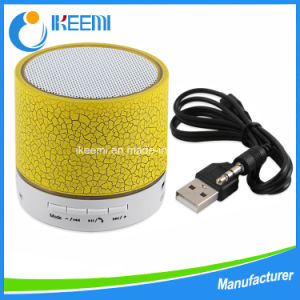Best Selling Round Professional Wireless Bluetooth Portable Mini Speaker pictures & photos
