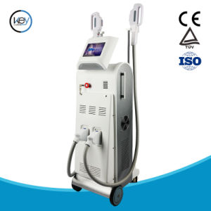 FDA Ce Approved Portable Shr Opt IPL Hair Removal Skin Rejuvenation IPL Laser pictures & photos