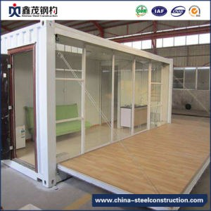 Prefab Office Container with Bathroom (Container House) pictures & photos