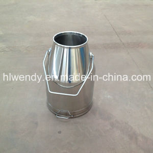 Stainless Steel Milk Buckets with Handle pictures & photos