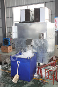 Cube Ice Machine for Beverage Cooling pictures & photos