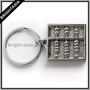 Quality Metal Key Ring for Abacus Souvenir (BYH-10274) pictures & photos