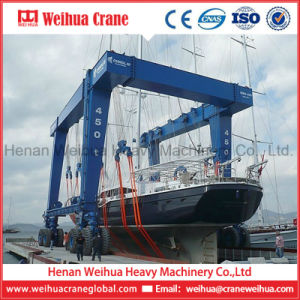 Shipyard Shipbuilding Gantry Crane pictures & photos